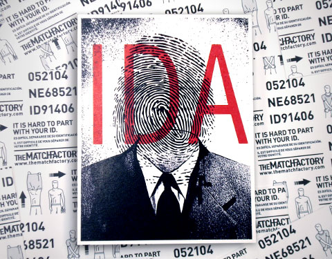 IDA Promo Card, March 2007 - by Jontue Holingsworth